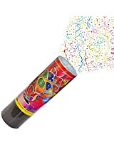 Party Popper Buster for Birthday Wedding Marriage Celebrations - Mixed Colour (3 Pcs )