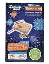 Discovery Kids Dinosaur Excavation Kit Triceratops