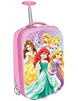 Disney Princess ,Suitcase/Backpack Pink, One Size