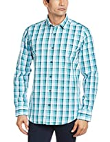 Color Plus Men's Casual Shirt