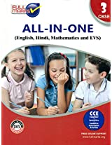 Full Marks All In One Class 3 (Hindi+Eng+Maths+EVS)