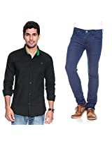 Coaster Combo Of Men Shirt And Jeans AG RMD 6 FS 5