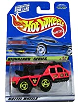 Hot Wheels - 1998 Biohazard Series 2/4 - #718 - Flame Stopper (w/tampo)