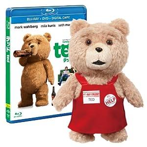 テッド 俺のモコモコ スペシャルBOX  Blu-ray&DVD (限定生産商品)