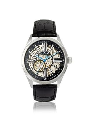 Earnshaw Men's 8037-01 Armagh Black Stainless Steel Watch