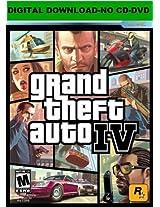 Grand Theft Auto IV (PC Code)