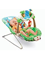 Fisher Price Rainforest Bouncer, Multi Color