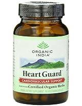Organic India Heart Guard - 90 Vegetarian Capsules