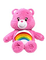 Just Play Care Bears Cheer Medium Plush with DVD