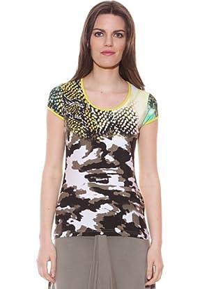 Conquista Camiseta Adriana (Multicolor)