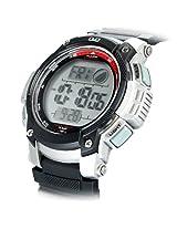 Q&Q Digital Grey Dial Men's Watch - M119J003Y