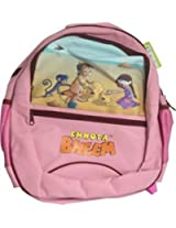 Chhota bheem school bag for girls