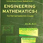 Engineering Mathematics - 1 by Dr. KS Chandrashekar