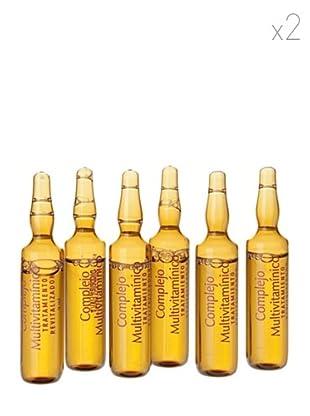 Dap 12 Fiale Trattamento Multivitaminico Capelli 9 ml cad.