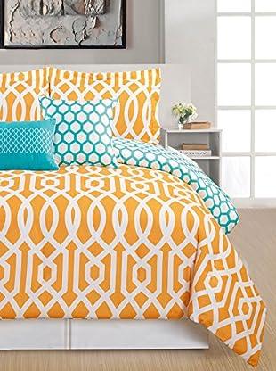 Duck River Textiles Ashmont 5-Piece Reversible Comforter Set