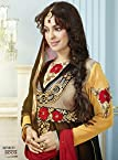 Juhi Chawla In Jacket Style Floor Length Anarkali Suit
