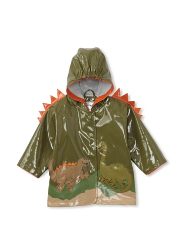 Kidorable Dinosaur Raincoat (Green)