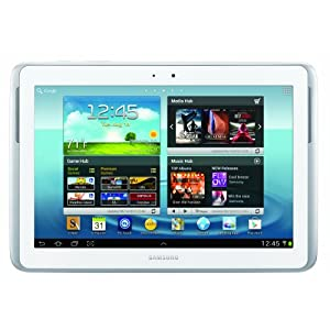 Samsung Galaxy Note 10.1 Wi-Fi GT-N8013ZWYXAR 10.1-Inch 16 GB Tablet (White)
