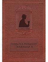 Sherlock Holmesin seikkailuja II