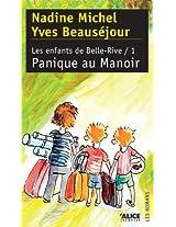 Les Enfants de Belle-Rive: Tome 1 : Panique au Manoir (French Edition)