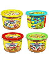 Play Doh Bucket Assorted Styles