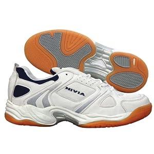 Nivia New Verdict Court Shoes - White