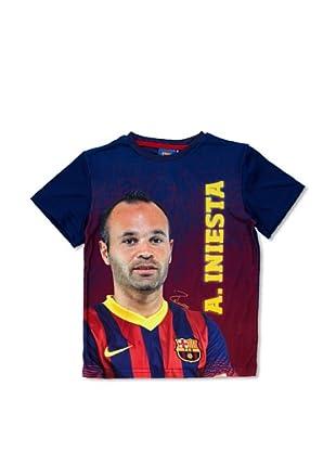 Licencias Camiseta Iniesta F.C. Barcelona (Marino)