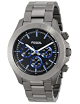 Fossil Analog Black Dial Men's Watch - CH2869