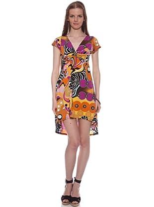 Ibiza Fashion Vestido Florencia (Naranja)