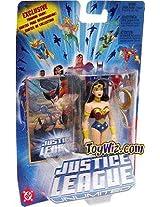 2004 WONDER WOMAN JUSTICE LEAGUE UNLIMITED 3.5 INCH FIGURE