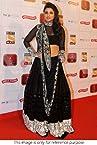 Bollywood Replica Parneeti Chopra Net and Dupain Lehenga In Black Colour NC272