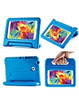 i-Blason Samsung Galaxy Tab 4 8.0 Case - ArmorBox Kido Series Light Weight Super Protection Convertible Stand Cover Case (Gaalxy Tab 4 8.0, Blue)