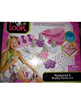 CraZart My Look Pampered & Pretty Pedicure [Toy]