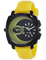 Optima Analog Multi-Color Dial Men's Watch - FT-ANL-2530