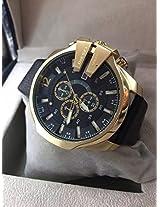 Diesel black Strip Watch