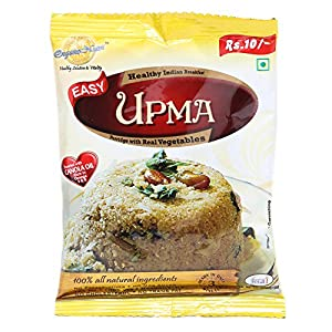 OrganoNutri Porridge - UPMA - 10 packs