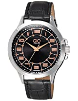 Gio Collection Analog Black Dial Men's Watch - Gio EP - 0516.4(P9347)