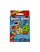 Angry Birds Card Game - Fun Indoor Party Games from Mattel
