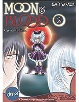 Moon and Blood vol.2 (German Edition) (Shojo Manga) (Moon and Blood (German Edition))