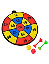 Simba Be Fun Dart Game 28cm Soft, Multi Color