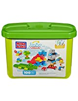 Fisher Price Mega Bloks Junior Builders Build-A-Story , Multi Color