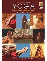 Yoga Mudras Gestures of the Hands Feet & Eyes