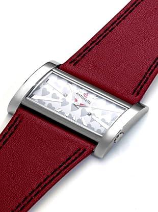 ANTONELLI 960039 - Reloj Unisex movimiento de cuarzo con correa de piel