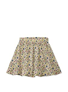 Soft Clothing Kid's Ana Bubble Skirt (Floral)