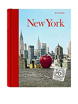 365 Days New York Hardcover Coffee Table Book