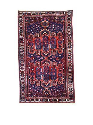 L'Eden del Tappeto Teppich M.Hossenabad rot/blau 310t x t191 cm