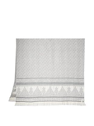 Mundu Geometric Pareo (Grey)