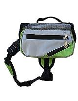 Alcott Explorer Adventure Backpack, Small, Green
