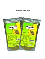 Herbal Hills Chopchini Powder - 100 g (Pack of 2)
