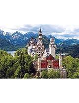 Buffalo Games 2000 Piece: Bavarian Castle 2000 Piece Jigsaw Puzzle By Buffalo Games By Buffalo Games